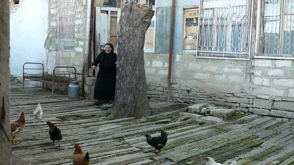 Recordless (2016) – филм за войната в Нагорни Карабах