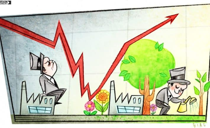 зелена икономика
