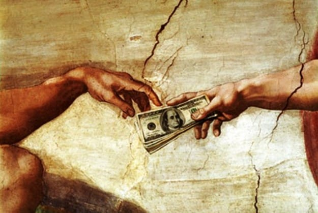 Икономиката, религия на 21-ви век